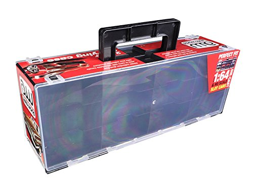 Autoworld AWDC006 24 Cars Carry Display Case for 1/64 Scale Model Cars