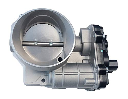 Well Auto Electronic Throttle Body for 03-06 5.3L 6.0L Rainier Escalade Avalanche Express Silverado Suburban Tahoe Envoy Savana Sierra Yukon H2 Ascender NPR Buick Rainier Throttle Body