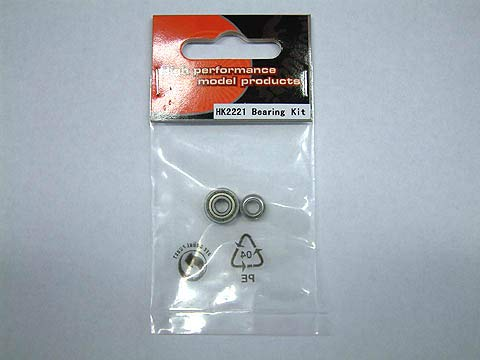 Scorpion HK-2221 Motor Bearing Kit