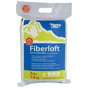 Mountain Mist Fiberloft Polyester Stuffing, 3 Pounds