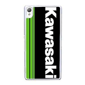 Sony Xperia Z3 Cell Phone Case White Kawasaki 3 AS7YD3587079