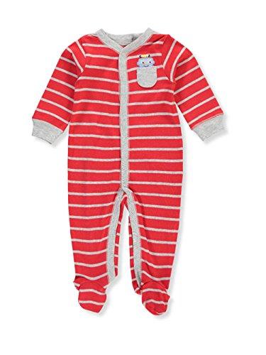 Carter's Baby Boys' Snap up Cotton Sleep and Play Newborn