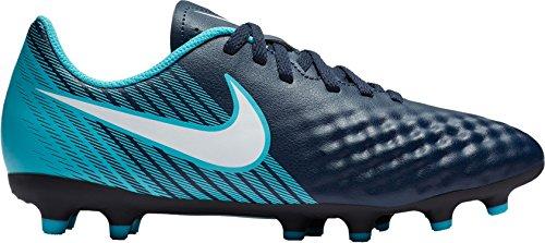 Jr. Magista Ola II (FG) Football Boots - Obsidian