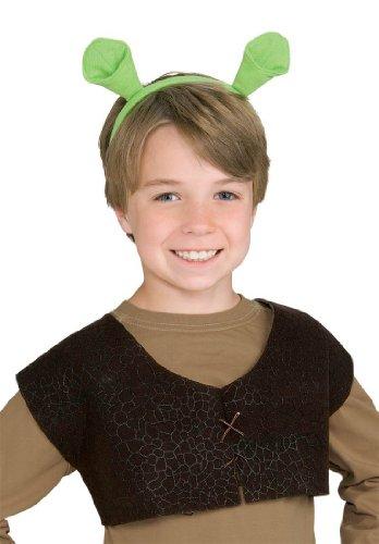 Shrek Costume Ears and Vest ()