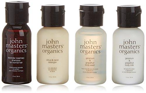 John Masters Organics Citrus & Neroli Detangler (John Masters Organics - Essential Trial Set for Hair & Body)