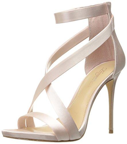 Imagine Vince Camuto Women's Devin Dress Sandal, Petal Pink, 8.5 M US