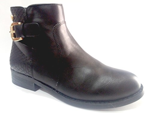 Botines mujer XTI color Negro (46242)