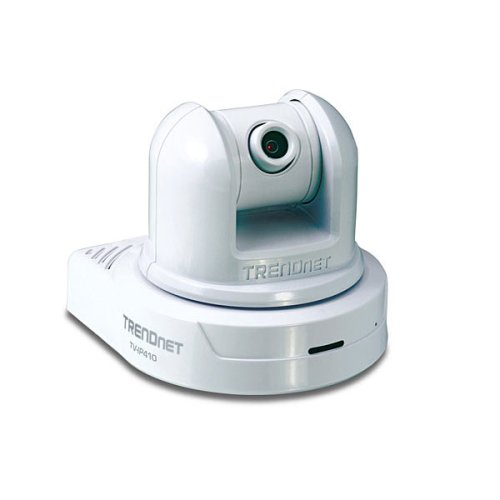 TRENDnet Pan/Tilt/Zoom Internet Surveillance Camera, TV-IP410