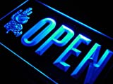 ADV PRO j747-b OPEN Mexican Food Cactu Bar Neon Light Sign