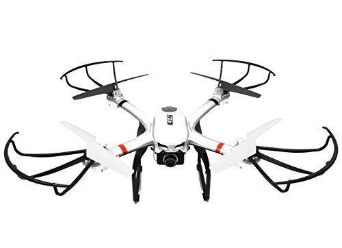 Price comparison product image Ei-Hi S900R 2.4G Headless RTF Quadcopter Drone for GoPro with Includes 720P HD FPV Camera (Silver