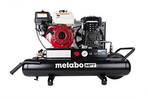 Hitachi Ec2610e Gas Powered Wheeled Portable Air Ge Akr