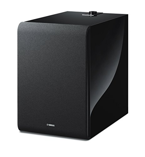 Yamaha MusicCast SUB 100 Wireless Subwoofer, Works with Alex