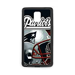 DIY phone case New England Patriots skin cover For Samsung Galaxy Note 4 N9100 SQ812643