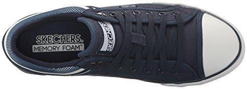 Skecher Street Frauen Utopia-Secrets Fashion Sneaker, Schwarz Navy
