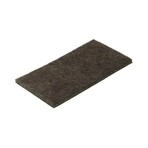 mm Anti-scratch felt pads Furniture gliders on laminate