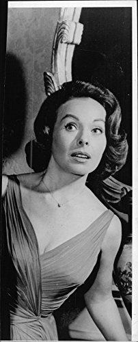 Vintage photo of Jeanne Crain American actress. (Crain Photo)