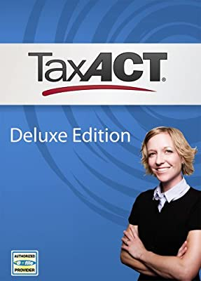 TaxACT 2011 Deluxe Federal Edition [Download]