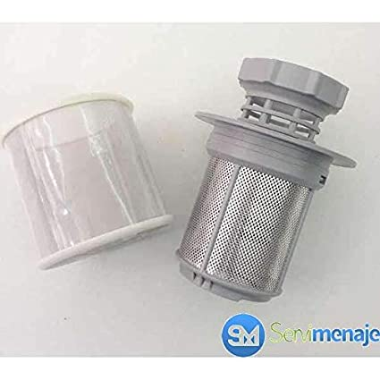 Amazon.com: Genuine Bosch Dishwasher Mesh Micro Filter ...