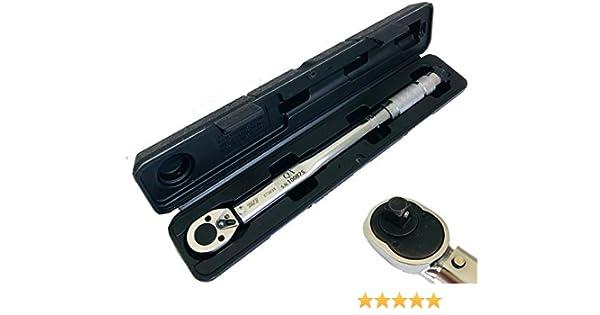Llave del par de apriete Autojack CTW 38, calibrado de 9,5 mm: Amazon.es: Bricolaje y herramientas