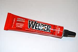 Welder Contact Adhesive