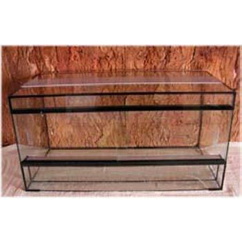 Terrarium mit Schiebetür - 120x50x60 cm