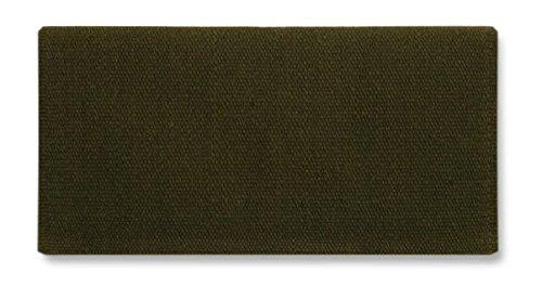 Mayatex San Juan Solid Saddle Blanket, Dark Olive, 36 x (Olive Reversible Blanket)