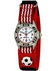 Ravel Kinder-Armbanduhr Analog rot R1507.17