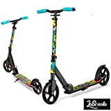 Lascoota Scooters for Kids 8 Years and up - Featuring Quick-Release Folding System