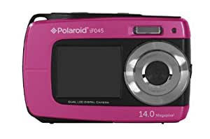 Polaroid IF045-PNK-INT 14MP Digital Camera with 2.7-Inch LCD (Colors May Vary)