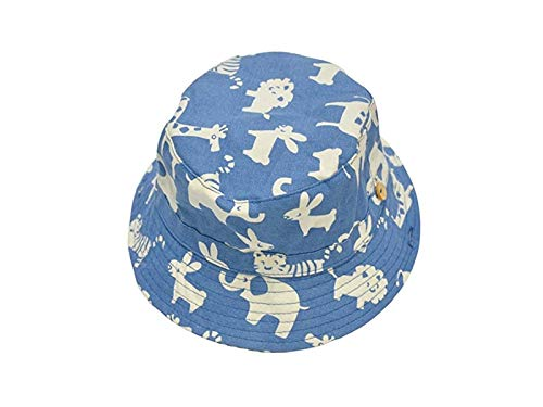 Amazon.com: OVIIVO Cartoon Animal Pattern Childrens Baseball Cap Baby Fishmen Hat Sun Cap for 0-4 Years Old (Blue) Cap Baby Sun: Baby