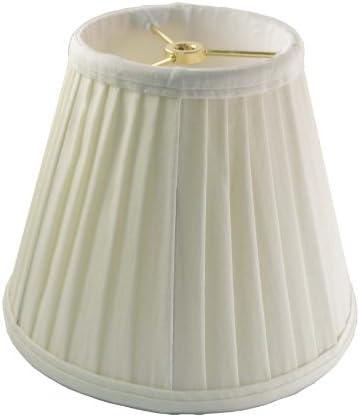 Empire Lampshade 8 inch high- Anna Rayon Cloth