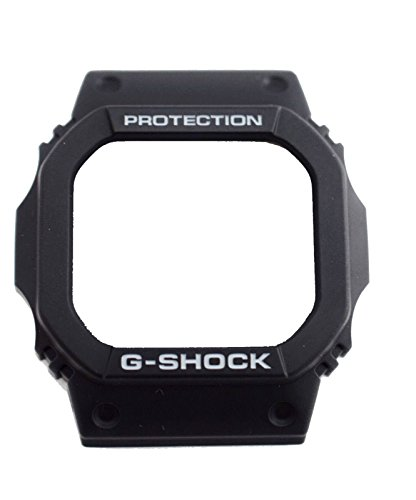 Casio 10287075 Genuine Factory Replacement G Shock Bezel fits G-5600E-1 GW-M5600-1 GW-M5610-1 Casio Watch Parts