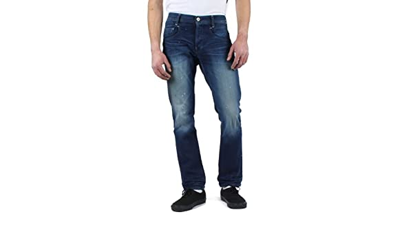 d7ae6ae971c g-star raw Mens New Radar Slim Jeans Art 50740 Trousers at Amazon Men's  Clothing store: