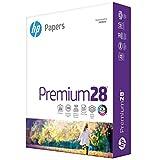 HP Printer Paper 8.5x11 Premium 28 lb 1 Ream 500