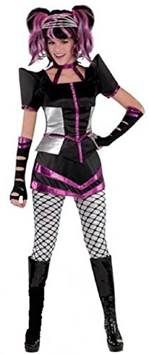 COSMIC CUTIE TEEN SM (Cosmic Girl Costume)