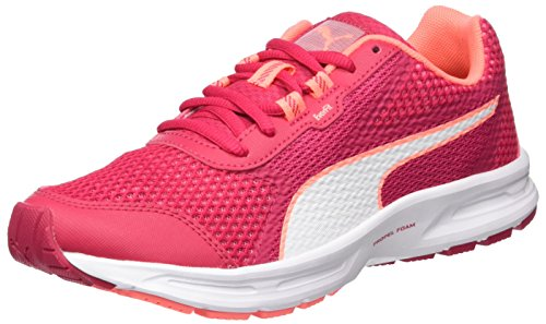 nrgy Essential love Chaussures Rose Outdoor Peach white Femme Multisport Potion Runner Puma avFwqqT