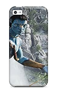 For Iphone 5c Fashion Design Jake Sully And Tsu'tey - Avatar Case-ZcLfgxD8391pEKki