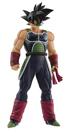 Banpresto DRAGON Ball Z Grandista Resolution of Soldiers Bardock Action Figure