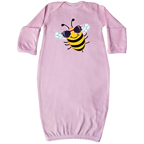 inktastic - 4th of July Parade Honey Bee Newborn Layette Pink 365a2