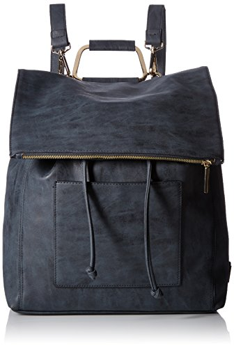 ROSIE POPE Highbury Hill Backpack Diaper Bag, Dusty Navy
