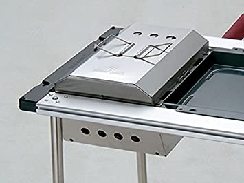 Snow Peak Iron Grill Table Barbeque Box