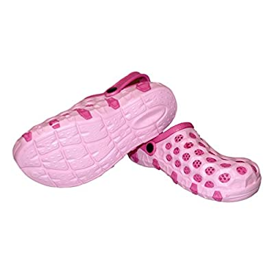 Amazon.com | 101 BEACH Womens Ladies Fashion Clogs Water Shoes | Slippers