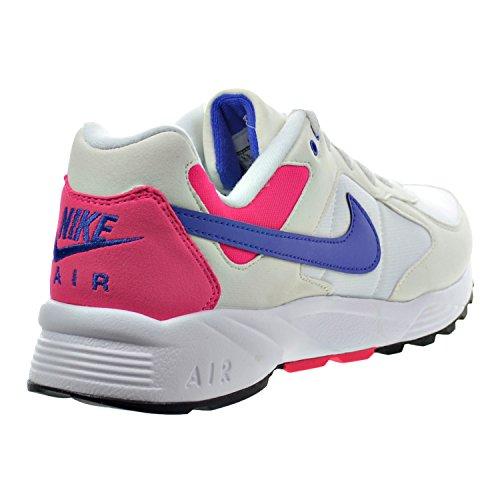 Nike Herren Air Icarus Nsw Turnschuhe Blanco (White / Lapis-Cherry-Black)