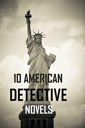 10 American Detective Novels: Boxed Set