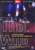 Music DVD - WHO Live At The Royal Albert Hall (Region code : 3) (Korea Edition)