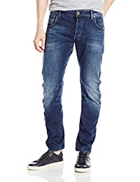 G-Star mens Arc Slim Cerro Stretch Jean Medium Aged