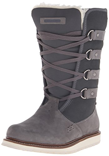 Helly Hansen Womens Hedda Cold Weather Boot Charcoal / Ebano / Naturale