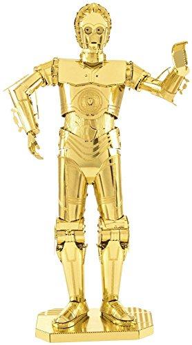 Fascinations Metal Earth Star Wars C-3PO 3D Metal Model Kit
