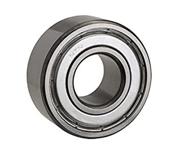 C3 Clearance NTN Bearing 62//22LLUC3 Single Row Deep Groove Radial Ball Bearing 22 mm Bore ID 50 mm OD Double Sealed Steel Cage 14 mm Width Contact