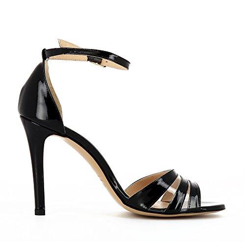 Evita Shoes Clara - Sandalias de vestir de Piel para mujer negro